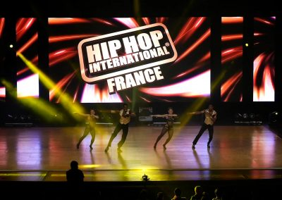 Ouverture au Hip Hop International France